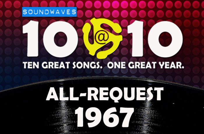 Soundwaves 10@10 #74: All-Request 1967