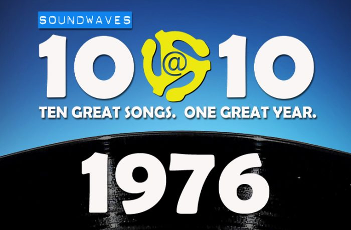 Soundwaves 10@10 #86: 1976