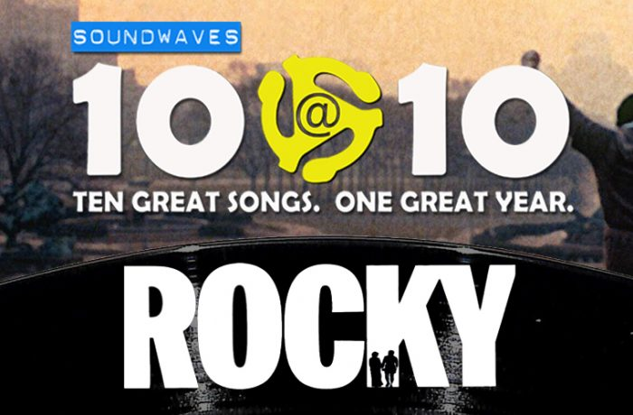 Soundwaves 10@10 #84: Rocky