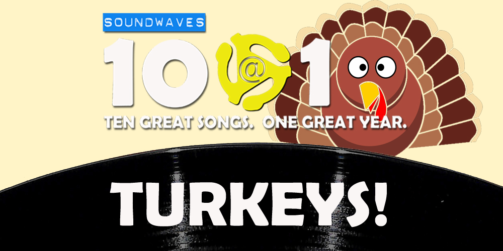 Soundwaves 10@10 #87: Turkeys