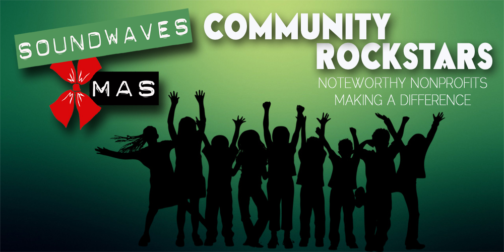 Soundwaves Xmas 2016: Community Rockstars
