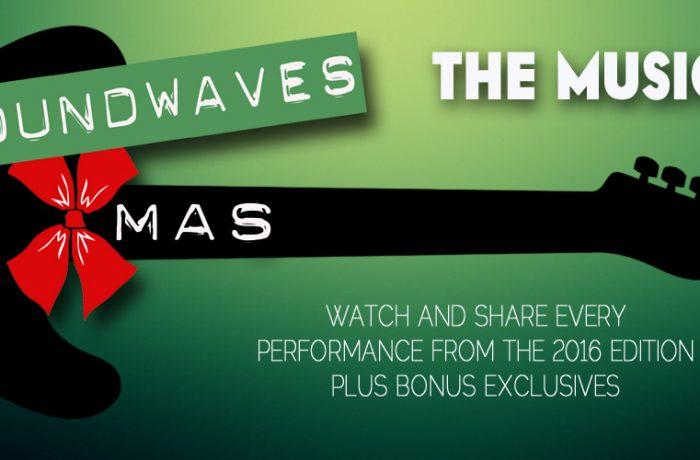 Soundwaves Xmas 2016: The Music