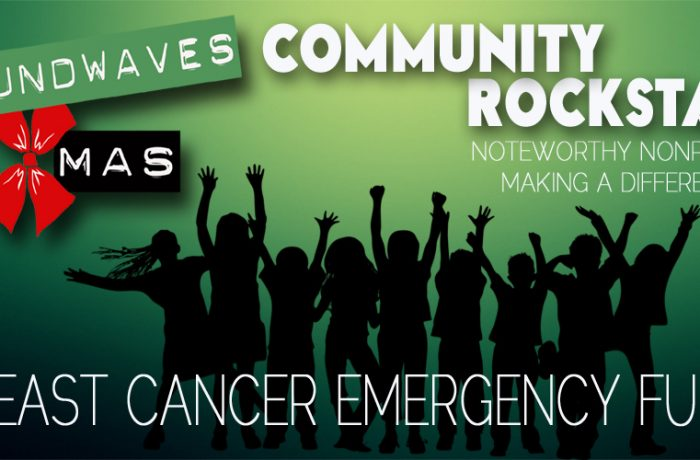Soundwaves Xmas 2016: Breast Cancer Emergency Fund