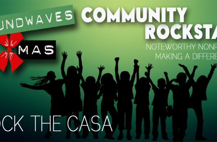Soundwaves Xmas 2016: Rock The CASA