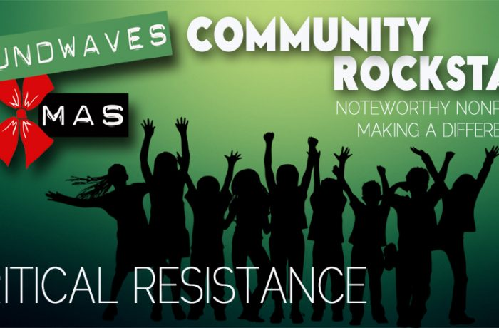 Soundwaves Xmas 2016: Critical Resistance