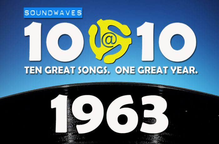 Soundwaves 10@10 #103: 1963
