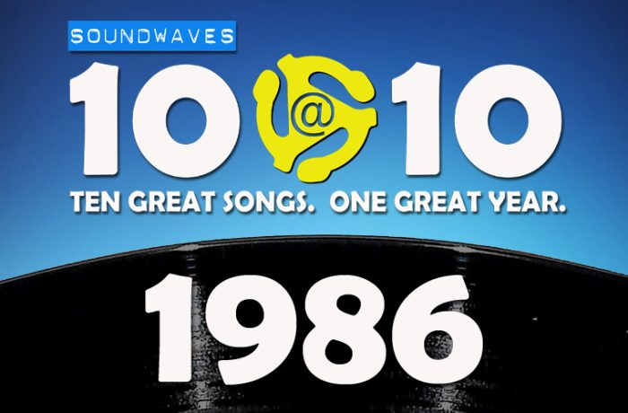 Soundwaves 10@10 #104: 1986