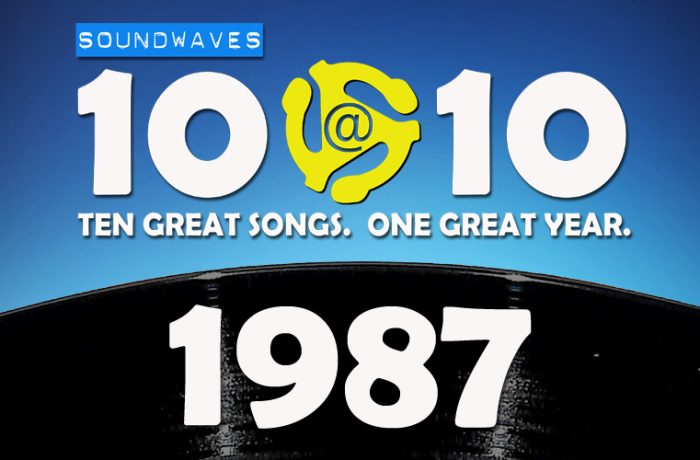 Soundwaves 10@10 #156: 1987