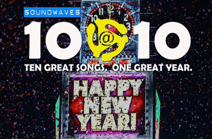 Soundwaves 10@10 #101: Happy New Year 2017