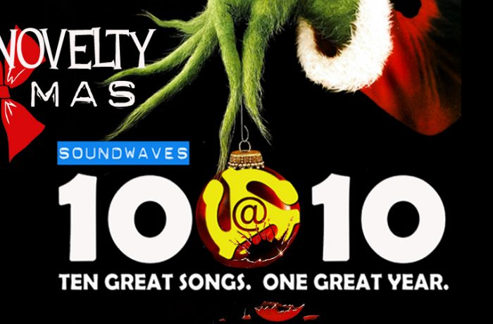 Soundwaves 10@10 #99: Novelty Xmas
