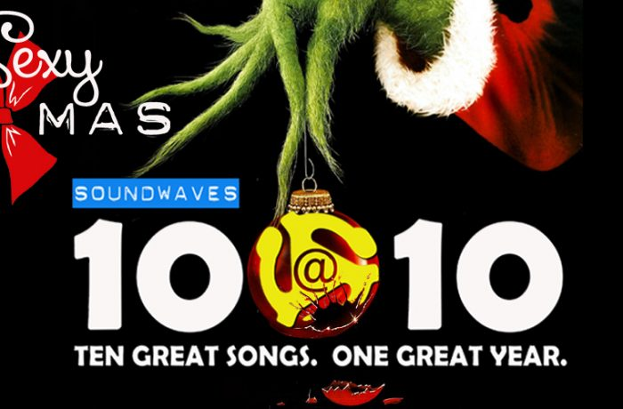 Soundwaves 10@10 #95: Sexy Xmas