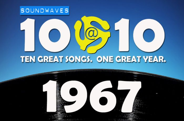 Soundwaves 10@10 #109: 1967