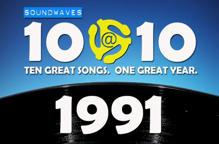 Soundwaves 10@10 #112: 1991
