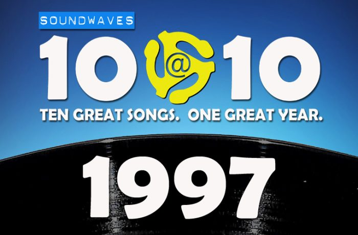 Soundwaves 10@10 #117: 1997