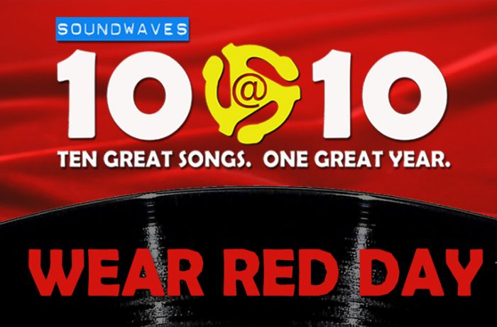Soundwaves 10@10 #116: National Wear Red Day