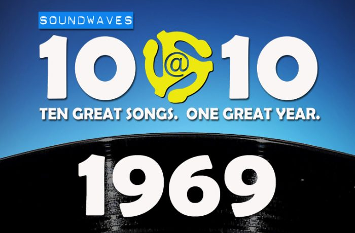Soundwaves 10@10 #122: 1969