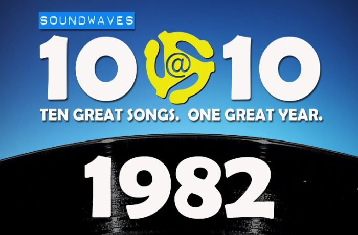 Soundwaves 10@10 #175: 1982