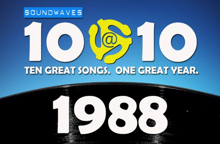 Soundwaves 10@10 #124: 1988