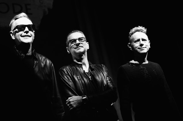 "Depeche Mode ask ""Where's the Revolution?"""