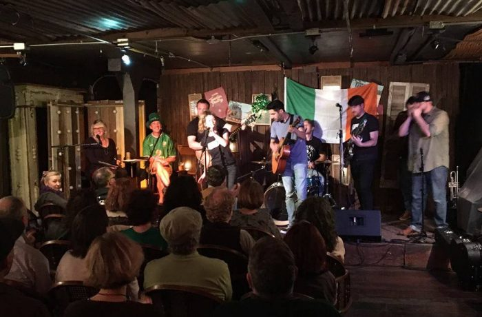 Renee & Irish Greg's Pop UP! Episode 13: St Patrick's Day w/ Eoin Harrington, Quiet Men & South Centra