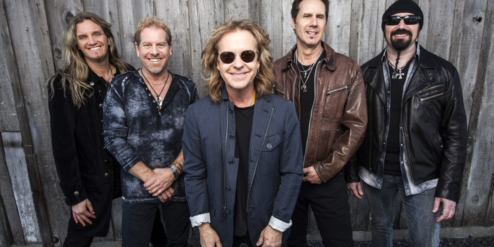 Night Ranger return with Don't Let Up album