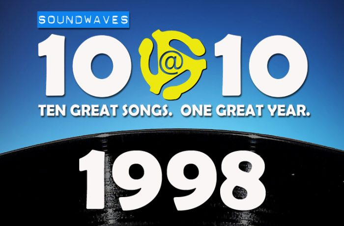Soundwaves 10@10 #136: 1998