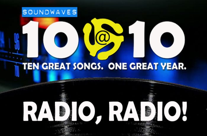 Soundwaves 10@10 #141: Radio, Radio