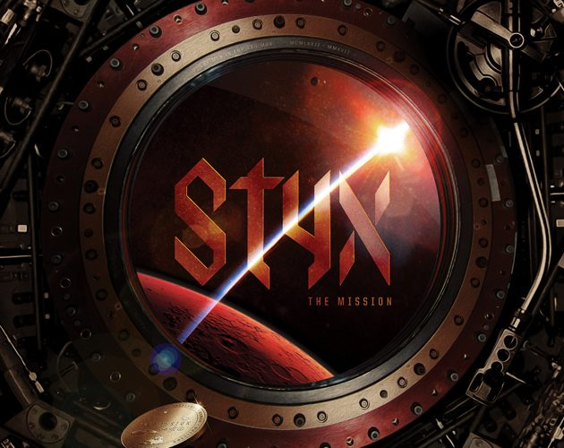 "Styx plots a ""Mission"" to Mars for New Album"