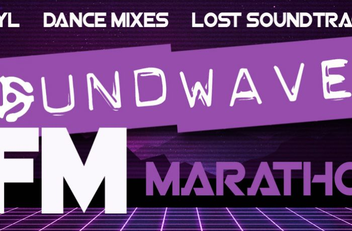 Soundwaves FM Marathon: The 80s Strike Back!