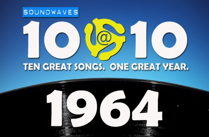 Soundwaves 10@10 #154: 1964