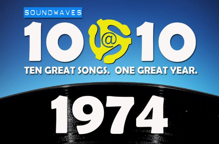 Soundwaves 10@10 #192: 1974