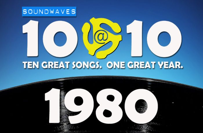 Soundwaves 10@10 #190: 1980