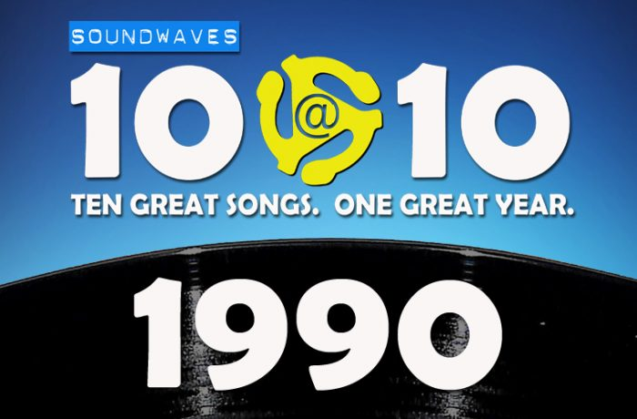 Soundwaves 10@10 #166: 1990