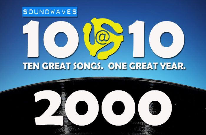 Soundwaves 10@10 #162: 2000