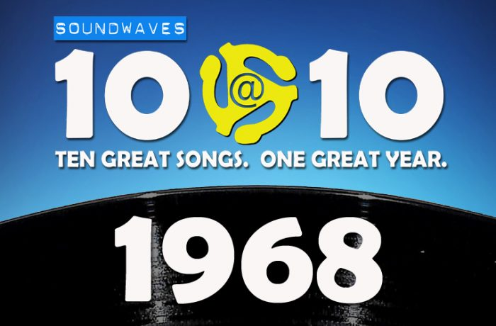 Soundwaves 10@10 #372 – 1968