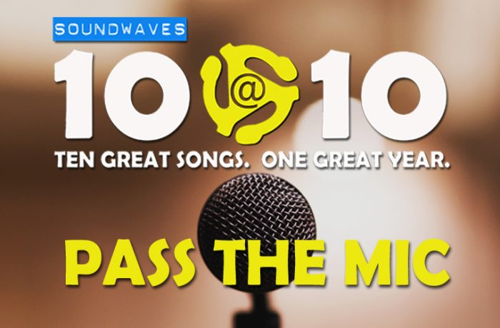 Soundwaves 10@10 #178: Pass the Mic