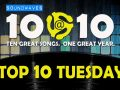 Soundwaves 10@10 #228: Top 10 Tuesday