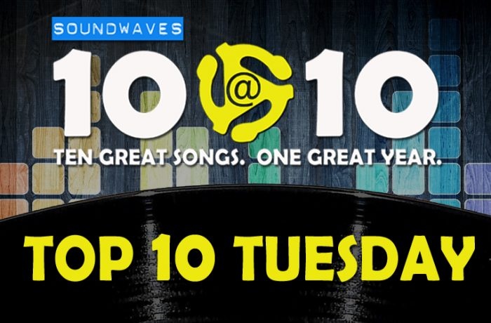 Soundwaves 10@10: #270 – Top 10 Tuesday