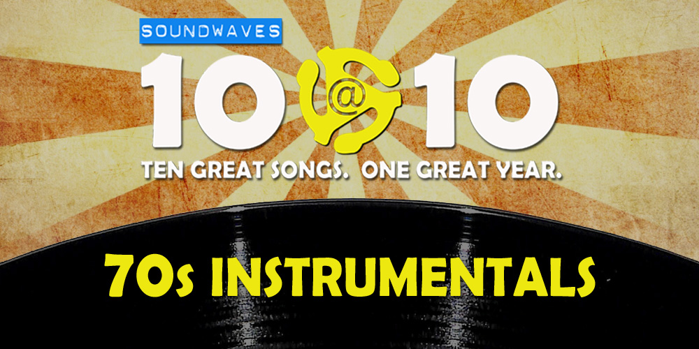 Soundwaves 10@10 #216: Top 10 Tuesday
