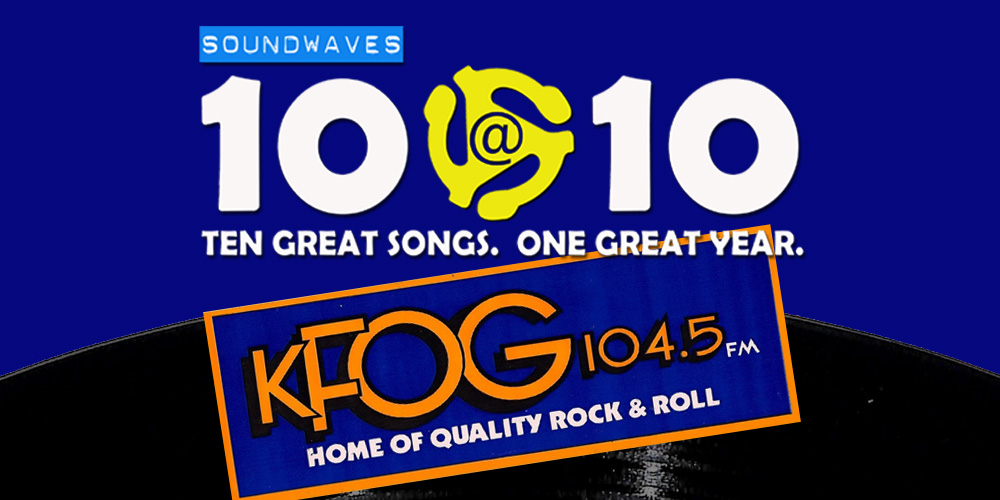 Soundwaves 10@10 #222: KFOG's 35th Anniversary