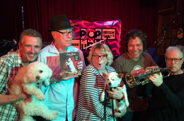 Renee & Irish Greg's Pop UP! Episode 21: Dog Dance Party w/ Dick Bright & the Rubinoos