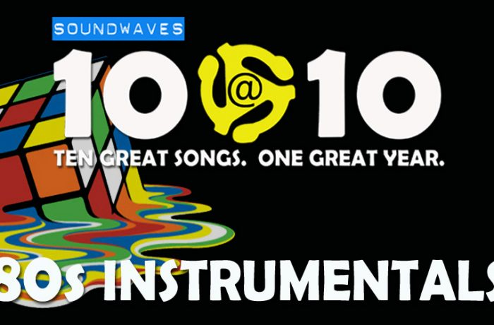 Soundwaves 10@10 #240: Top 10 Tuesday