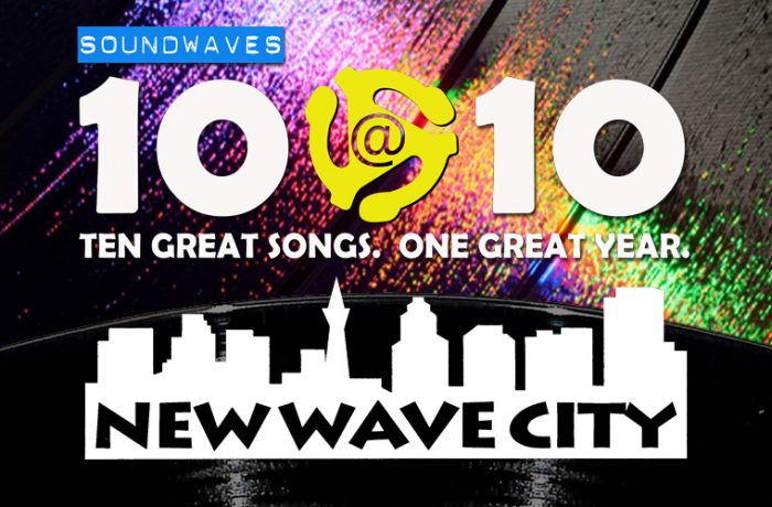 Soundwaves 10@10 #251: New Wave City's 25th Anniversary