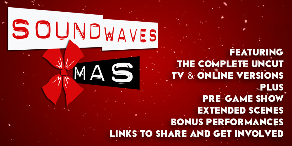 Soundwaves Xmas 2017: The Official Site