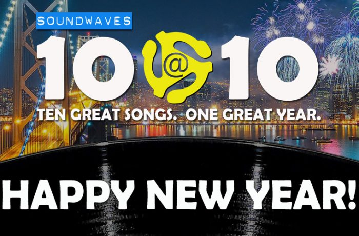 Soundwaves 10@10: #278 – Happy New Year!