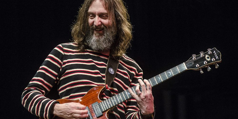 Chris Robinson Brotherhood performs live for Mountain Stage