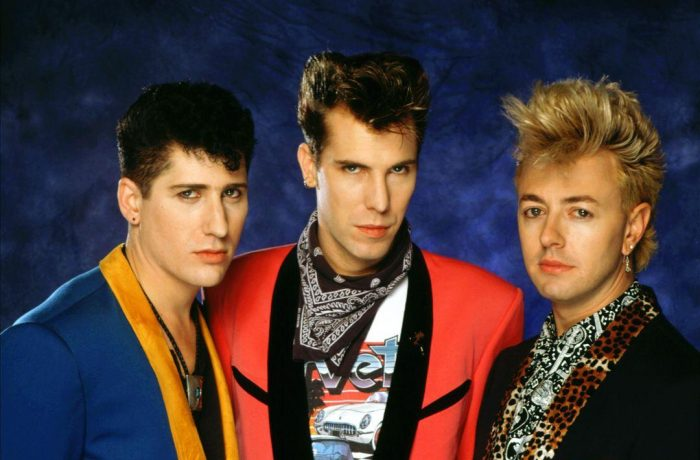 Stray Cats to Reunite, Headline Vegas Rockabilly Weekend