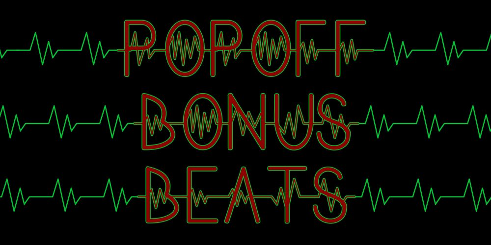 PopOff! Bonus Beats: 10 Great Songs, 1 Great Song titles