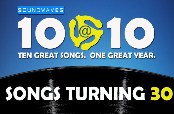Soundwaves 10@10 #300 – Songs Turning 30