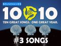 Soundwaves 10@10 #333 – #3 Songs